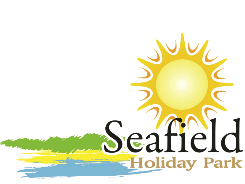 Seafield Holiday Park logo.