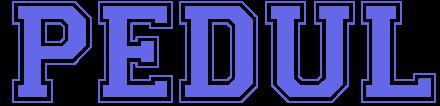 Pedul Logo