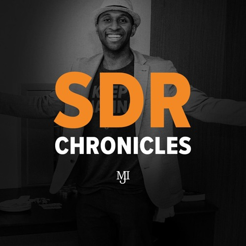 The SDR Chronicles with Morgan J Ingram Album Cover Art