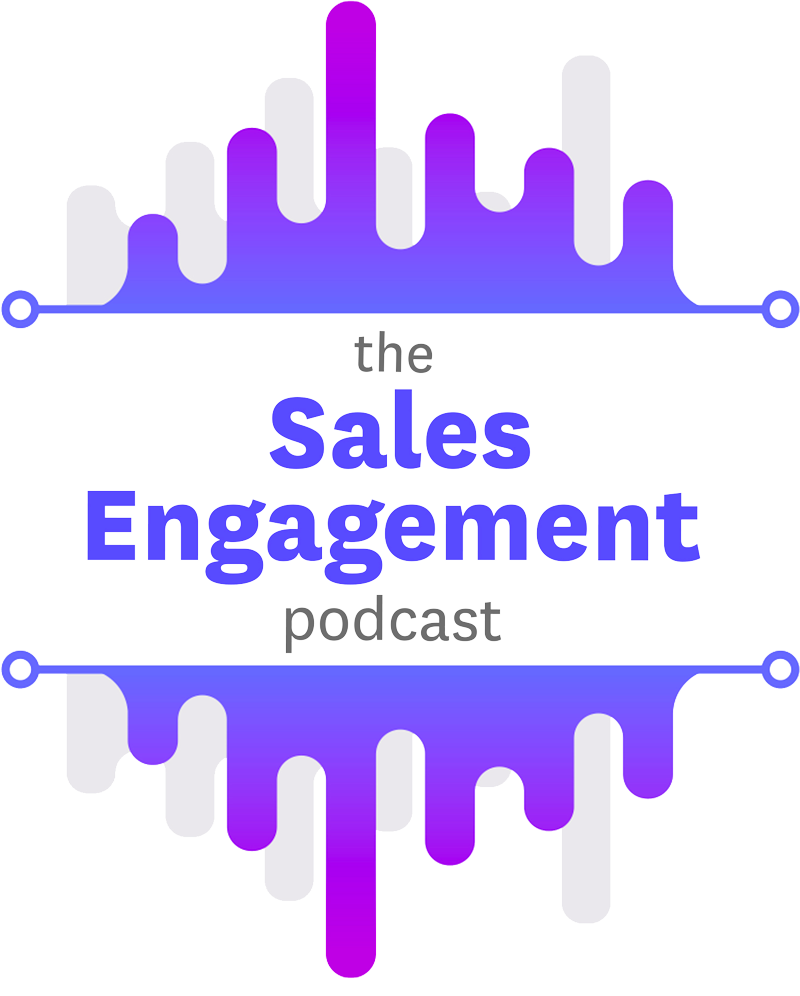 Sales Engagement Podcast Cover Art