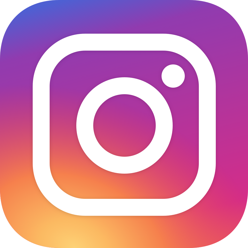 Instagram logo indicate our instagram account latest update