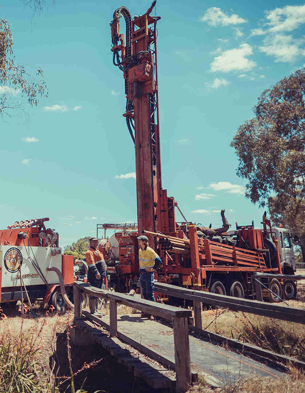 Leederville and Mirrabooka aquifers deeper bore drilling in Perth