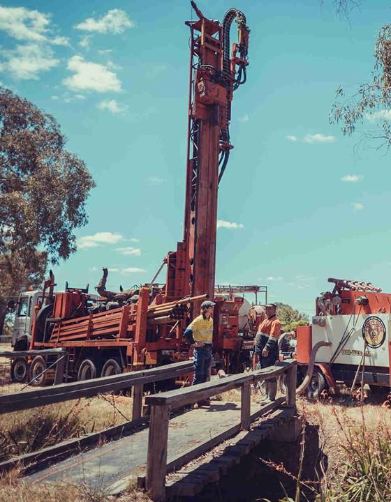Leederville and Mirrabooka aquifers deeper bore drilling in Perth