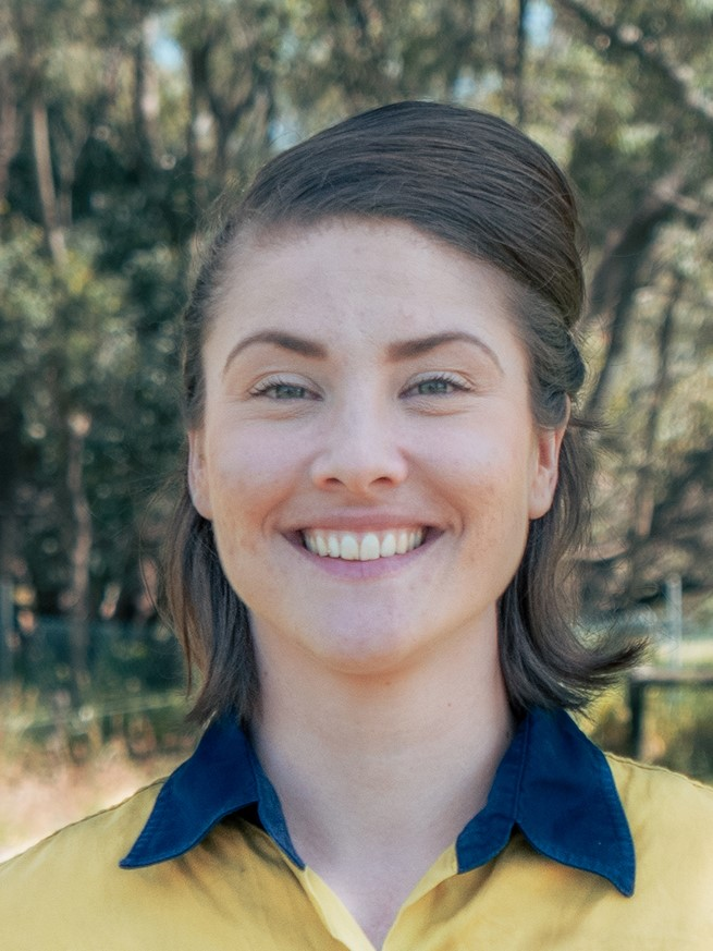 Bore drilling expert and irrigation support in Perth, Kirsten Wernlein.