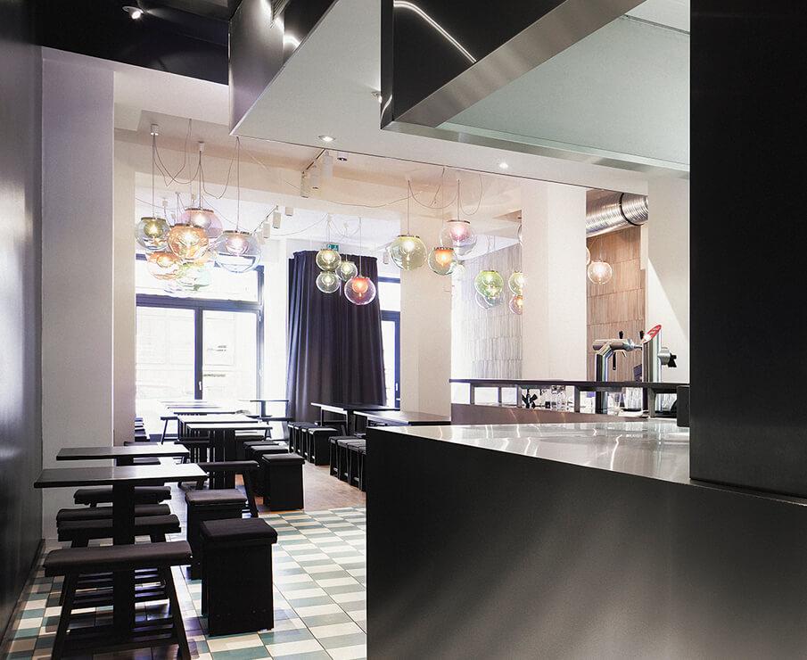 Transit Restaurant Berlin Mitte