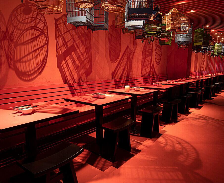 Transit Restaurant Berlin Friedrichshain