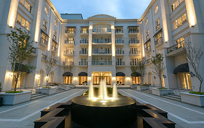Hotel Palácio Tangará