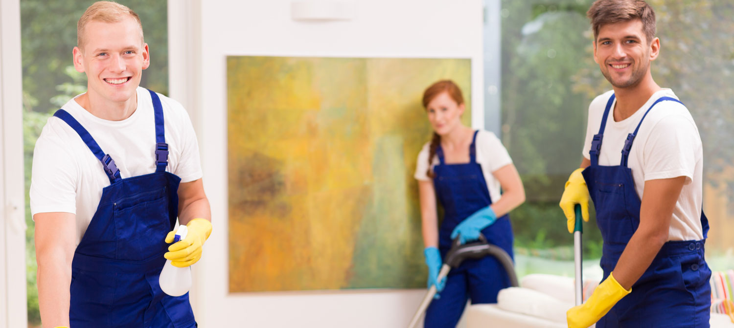 Why use a cleaning company?