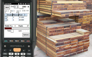 Sawmill & Lumber Tally