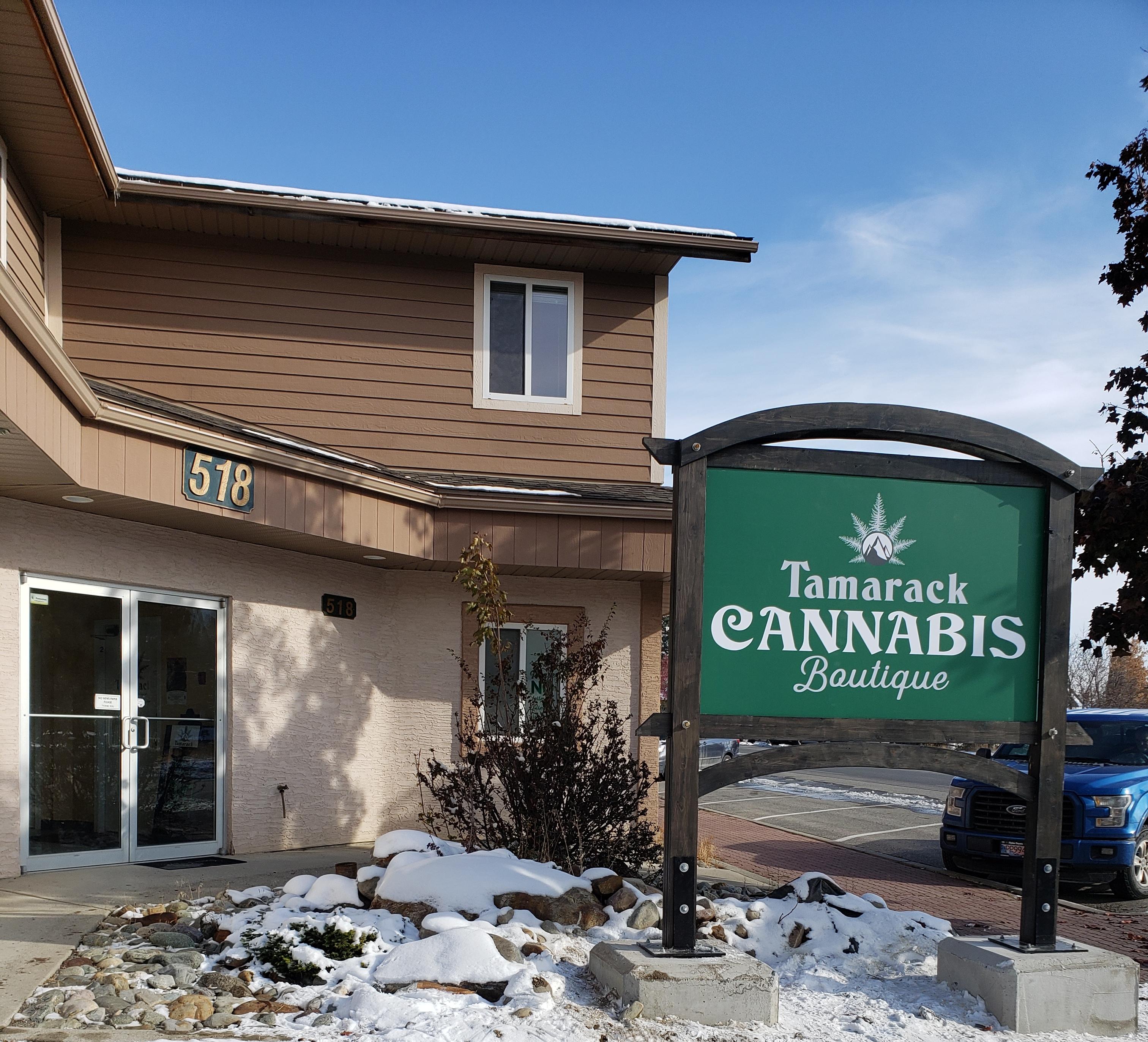 Tamarack Cannabis Boutique