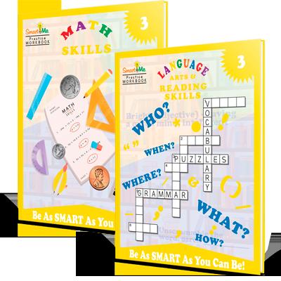 3rd Grade Practice Workbook Bundle