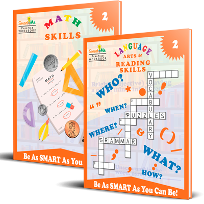 2nd Grade Practice Workbook Bundle