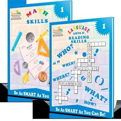 1st Grade Practice Workbook Bundle