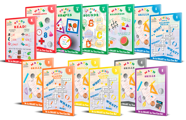 Practice Workbooks Complete Bundle