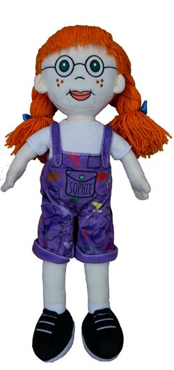 Smart Me Sophie Doll