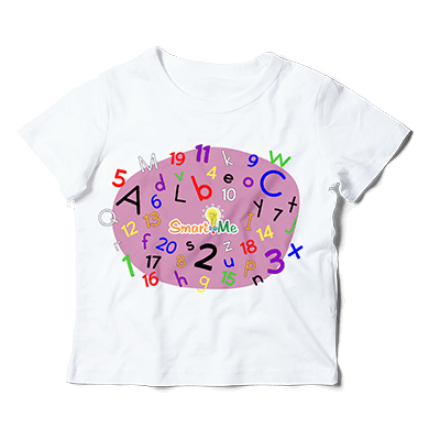 Smart Me Pink T-shirt