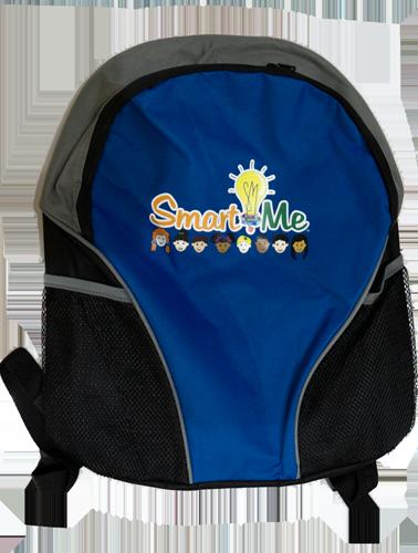 Smart Me Blue Back Pack