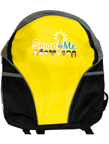 Smart Me Yellow Back Pack