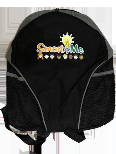 Smart Me Black Back Pack