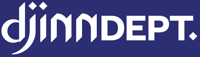 Djinn Dept logo