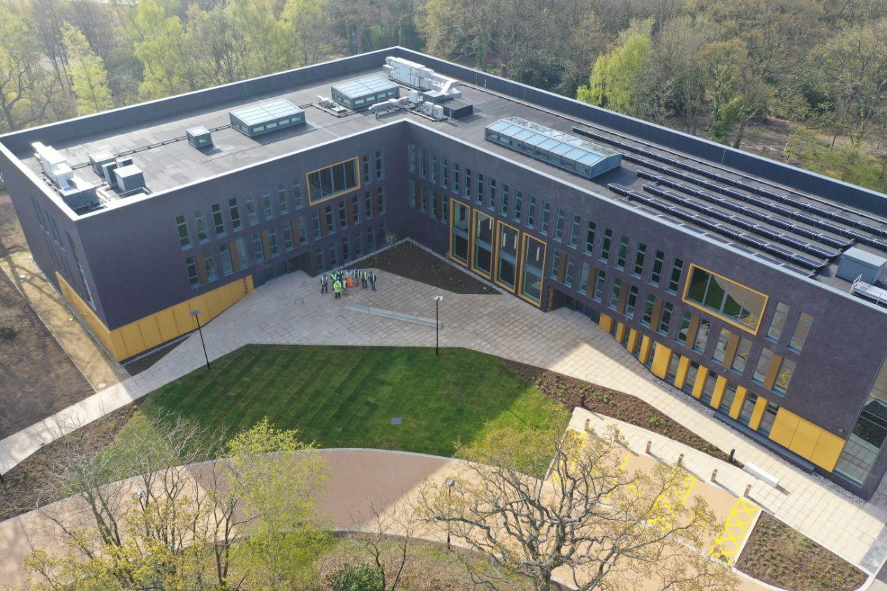 Willmott Dixon University of Kent