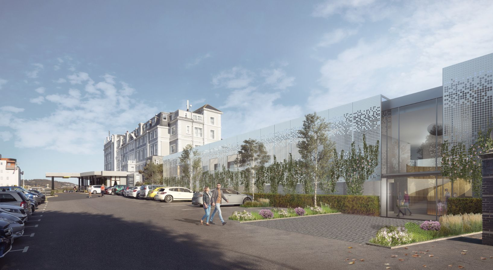 Exciting new plans for the Hythe Imperial Hotel and Spa