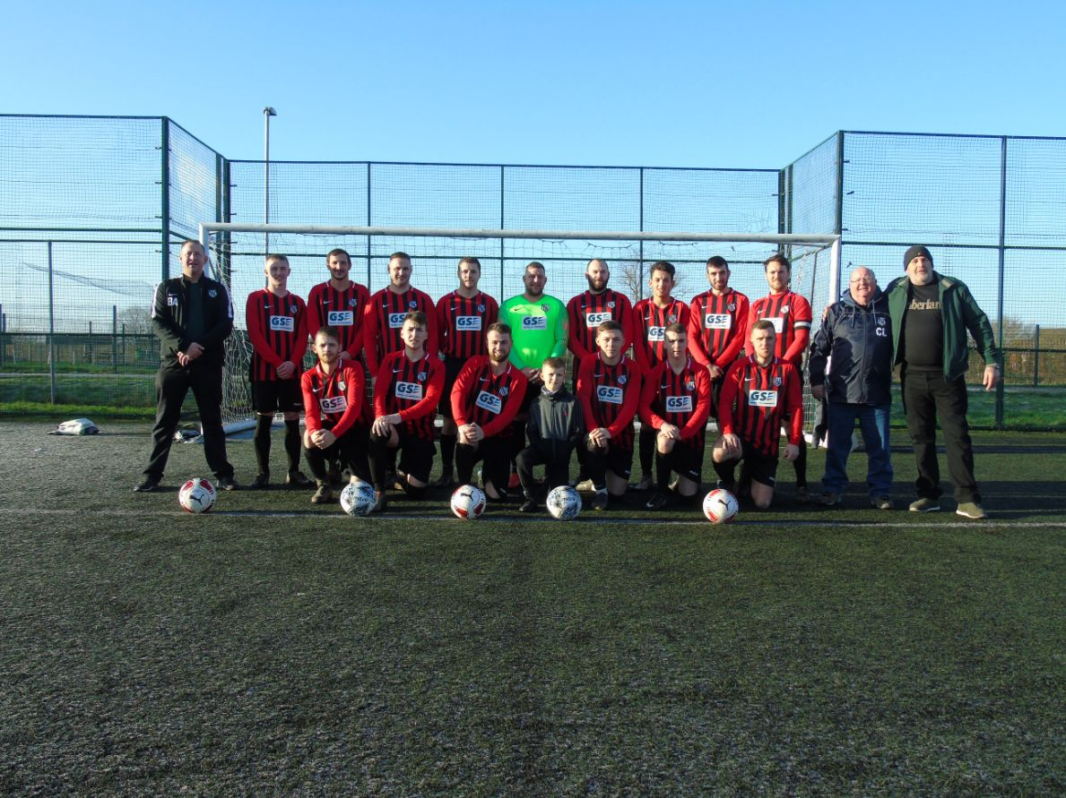 We are proud to be the official sponsors of Stanhope & Beaver Rangers FC