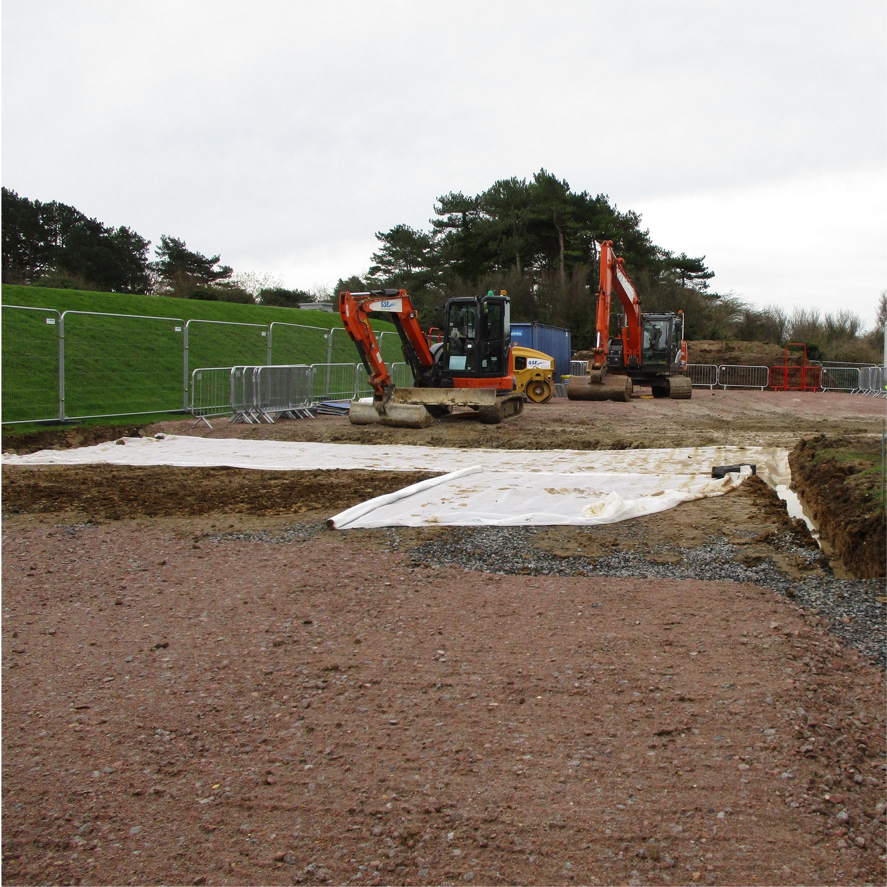 Downsgate Pumping Station, Enabling Works