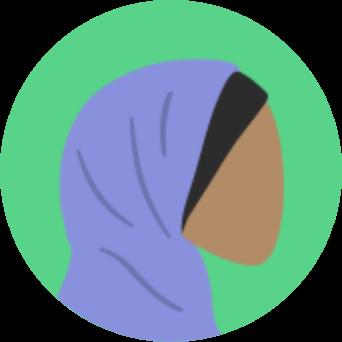 Avatar féminin de la personne qui témoigne