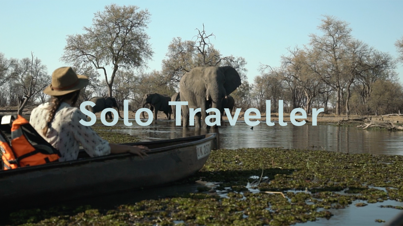 African Bush Camps | Solo Traveller