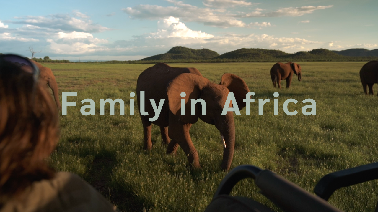 African Bush Camps | Multi-Generational Family in Africa