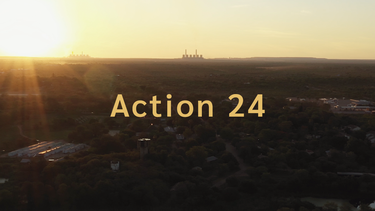 Action 24 | Not on Our Soil | Documentary