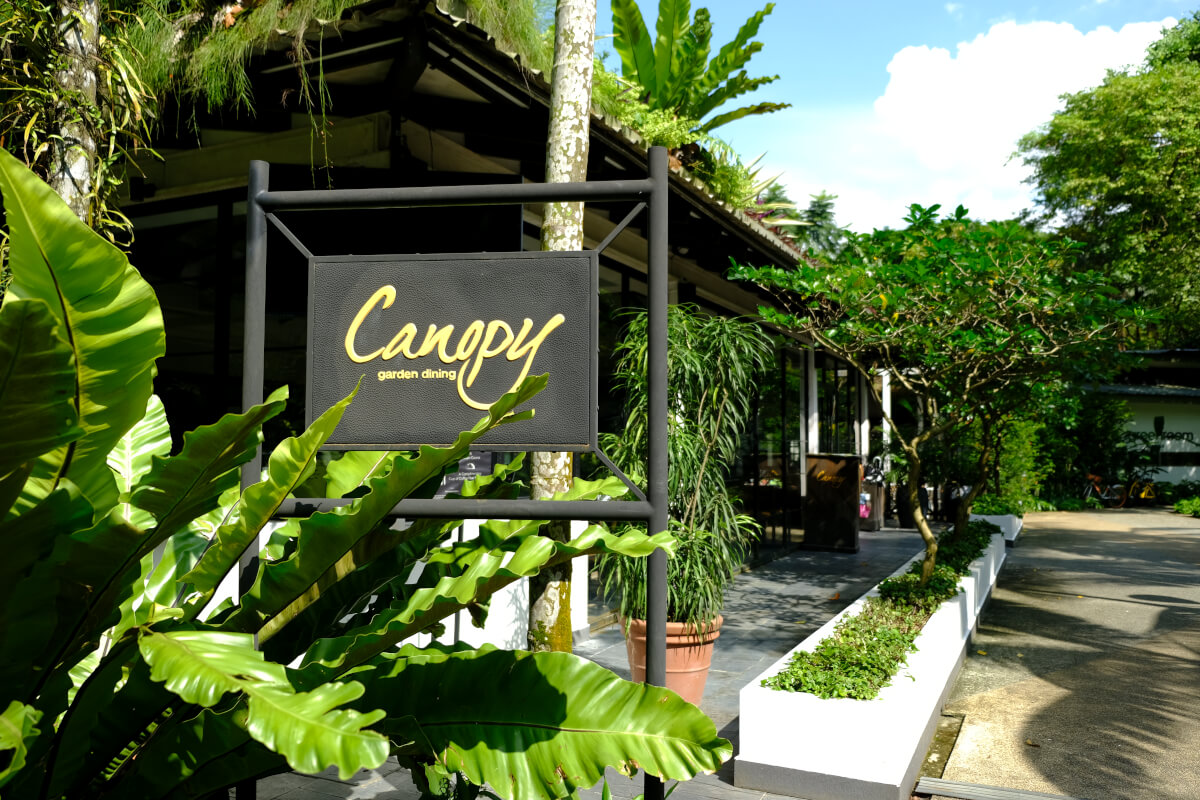 Canopy is one stop on the Central Urban Loop.