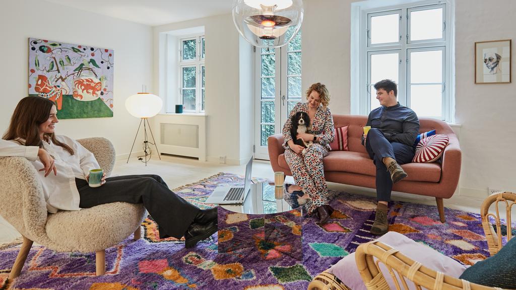 Hjemmet kan inspirere til fremtidens kontor
