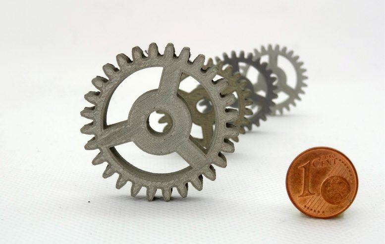 3D Printing Metal and Ceramics