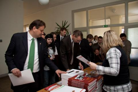 MIK közgyűlés 2011 Felsőőr