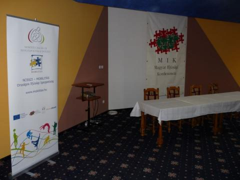 MIK közgyűlés Szováta 2012
