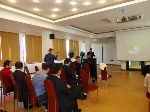 MIK közgyűlés Vukovár (Valkóvár) 2013