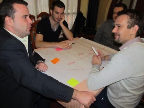 MIK stratégiai munkahétvége 2014