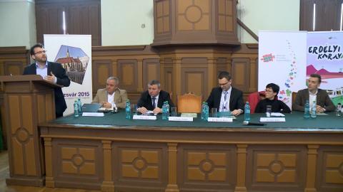 A Magyar Ifjúsági Konferencia 28. rendes ülése Kolozsvár, Erdély 2015. március 28.