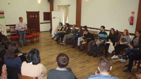 A Magyar Ifjúsági Konferencia 2015-ös képzése Laskón.