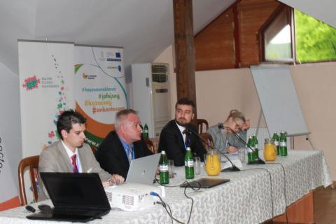 A Magyar Ifjúsági Konferencia 30. rendes ülése Antalóc, Kárpátalja 2016. április 23.