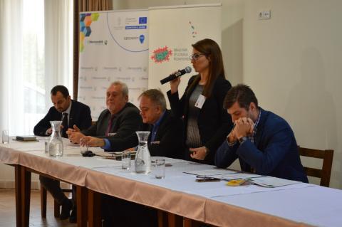 A Magyar Ifjúsági Konferencia 31. rendes ülése Balatonmáriafürdő, 2016. november 26.