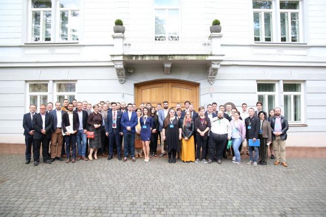A Magyar Ifjúsági Konferencia 32. rendes ülése Lendva, Muravidék 2017. május 13.
