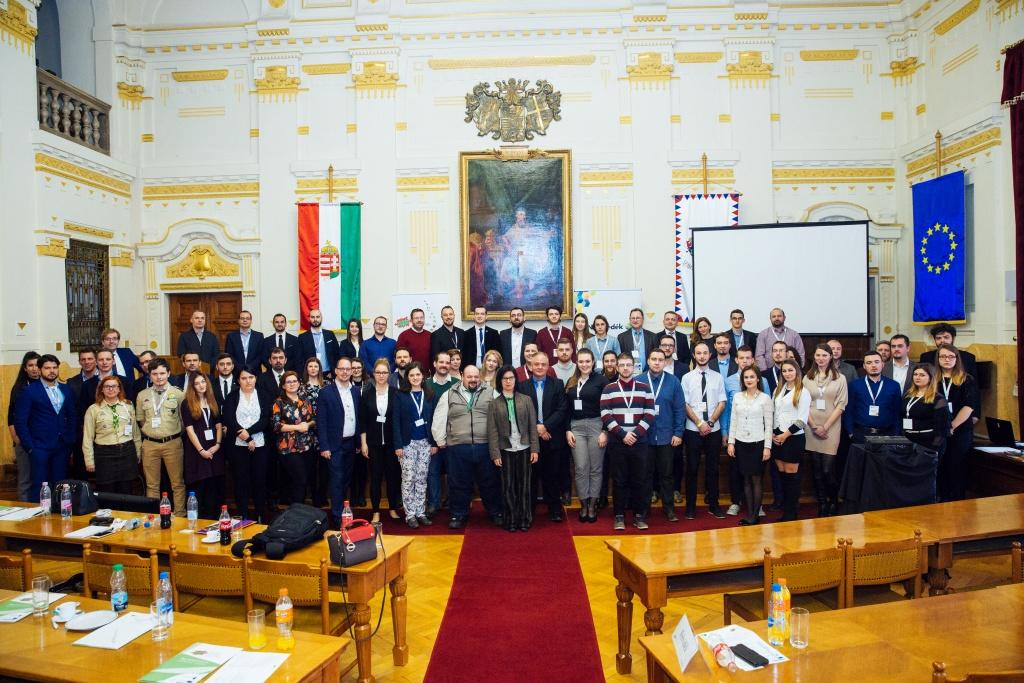 A Magyar Ifjúsági Konferencia 33. rendes ülése Nyíregyháza, 2018. február 10.