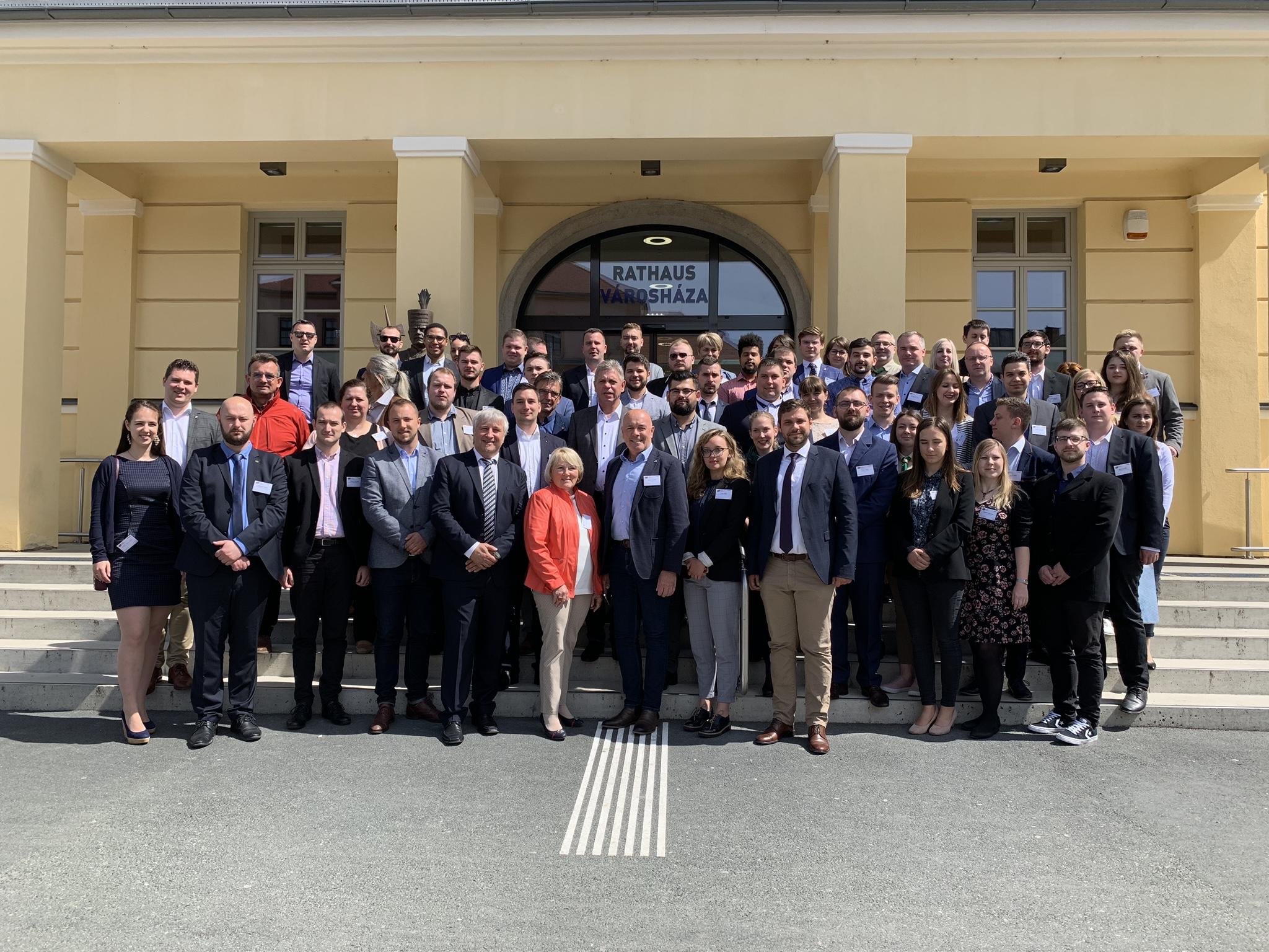 A Magyar Ifjúsági Konferencia 36. rendes ülése Felsőőr, Burgenland 2019. május 11.