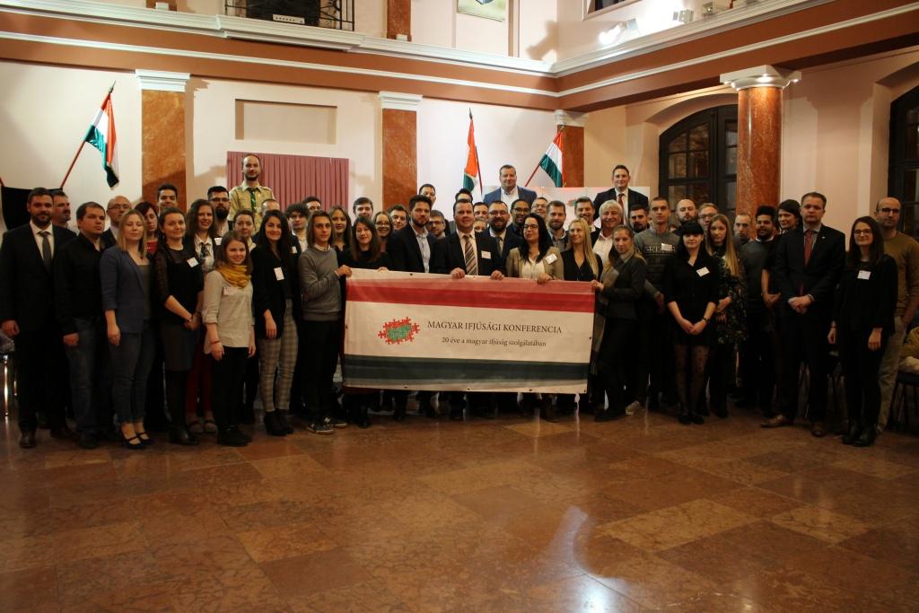 A Magyar Ifjúsági Konferencia 37. rendes ülése Budapest 2019. november 30.