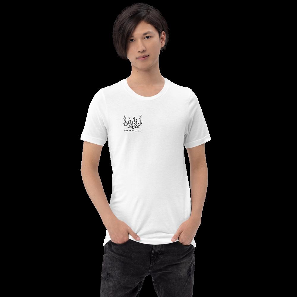 Sea Moss & Co - White T-Shirt - Bella