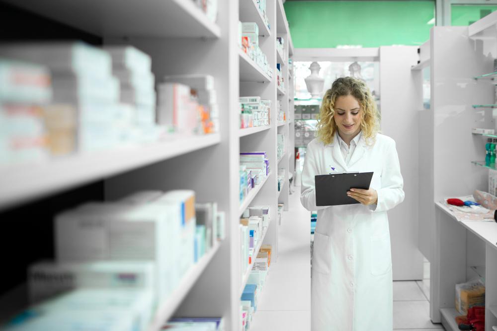 pharmacien intérimaire