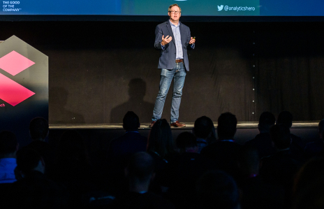 Speaking at Crunch Conference 2019